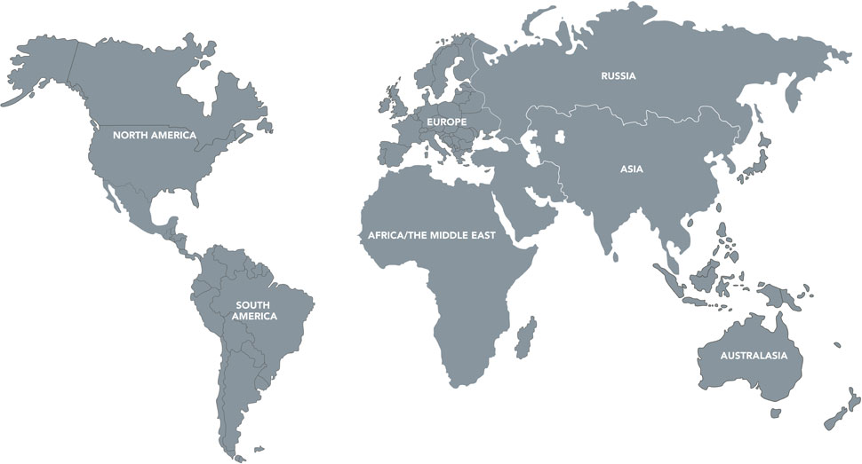 Report Regions
